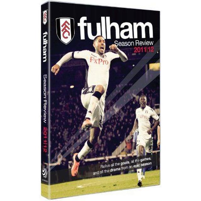 Fulham 2011-12 Season Review [DVD]